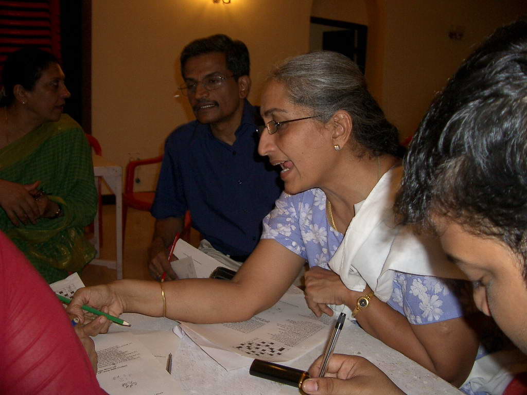 Crossword workshop